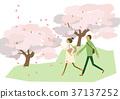春天 春 遠足 37137252