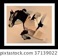 Horse jumping 37139022