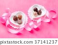 리본, 초콜릿, 초콜렛 37141237