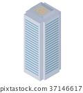 고층 빌딩 37146617
