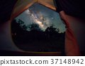 Milky way at Big Bend National Park 37148942