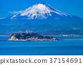เอโนชิมะ,มหาสมุทร,ภูเขาฟูจิ 37154691