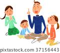 爸爸 媽媽 家庭 37156443