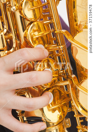 Saxophone 37159478