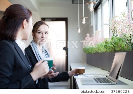 商業 商務 職業婦女 37160228