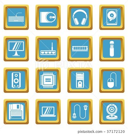 Computer icons azure 37172120