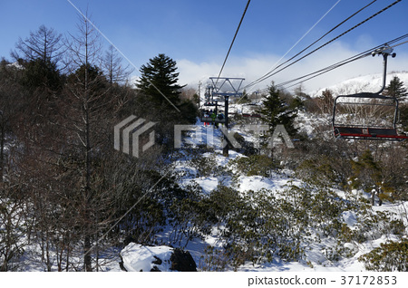 Kusatsu國際滑雪場 -  Killing Cudrift的風景 37172853
