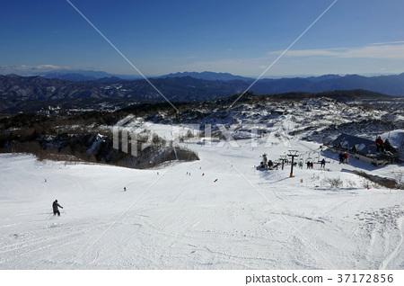 草津國際滑雪場 - 青山山坡(1) 37172856