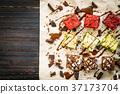 布朗尼 蛋糕 巧克力 37173704