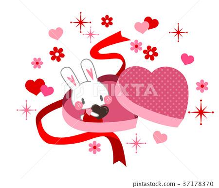 Valentine image - Stock Illustration [37178370] - PIXTA