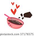 情人節 情人 巧克力 37178375