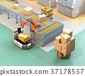 交通 印有格的 機器人 37178537