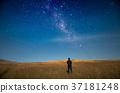 남십자성과 은하수 37181248