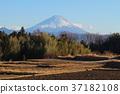 Prefecture จังหวัดยามานาชิ】ภูเขาฟูจิในหมู่บ้านทาเคดะ 37182108