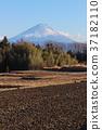 Prefecture จังหวัดยามานาชิ】ภูเขาฟูจิในหมู่บ้านทาเคดะ 37182110