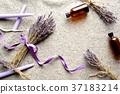 lavander, lavender, essential 37183214