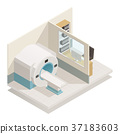 equipment, medical, isometric 37183603