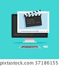 concept, computer, movie 37186155