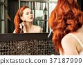 化妆 女人 女性 37187999