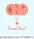Travel time illustration 37188411