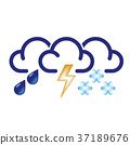 All Bad Weather Icon 37189676