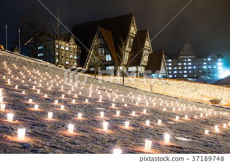 "Jokuni New Year's Eve ""Countdown"" Event Joetsu International Ski Area 37189748"