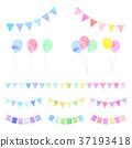 花環 氣球 汽球 37193418