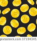 硬幣 向量 向量圖 37194345