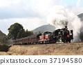 蒸汽機車 火車 列車 37194580
