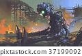 工廠 機器人 損壞的 37199092