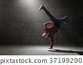 舞 舞蹈 跳舞 37199200