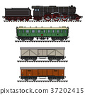 train, steam, vintage 37202415