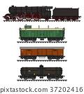 train, steam, vintage 37202416