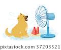 illustration puppy 2018 37203521