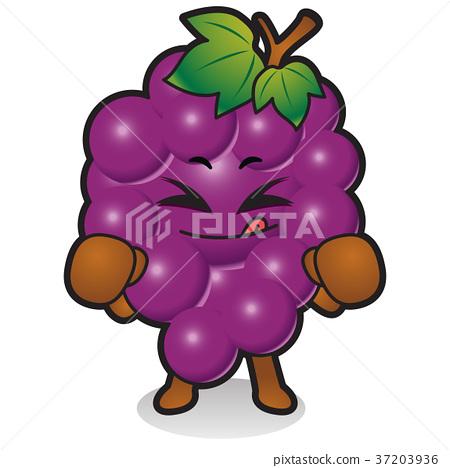cartoon vegetables 043 37203936
