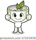 飲料 杯子 杯 37203938