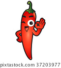 cartoon vegetables 035 37203977