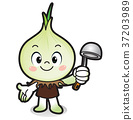 illustration Onions vegetable 37203989