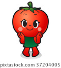 cartoon vegetables 037 37204005