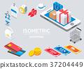 Isometric city  006 37204449