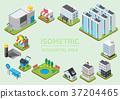 Isometric city  007 37204465