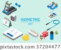 Isometric city  008 37204477