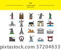 line icon set 016 37204633