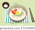 Korean food illustration 005 37204669
