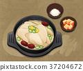 Korean food illustration 007 37204672