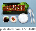 Korean food illustration 013 37204689