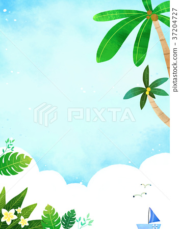 Summer background 009 37204727