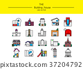 line icon set 003 37204792