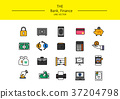 line icon set 008 37204798