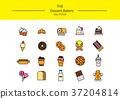line icon set 010 37204814